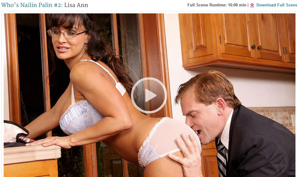 Sick gapping anal