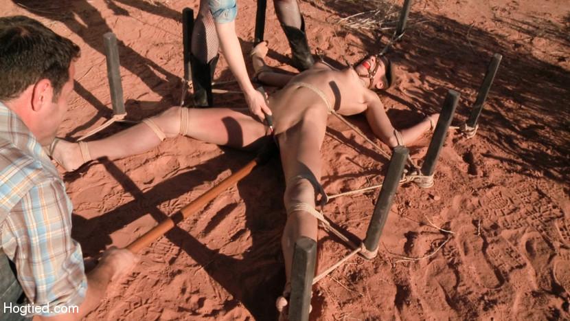 Chastity slave hot czech bondage orgasm 5