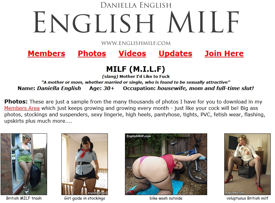 preview image pass  for englishmilf.com