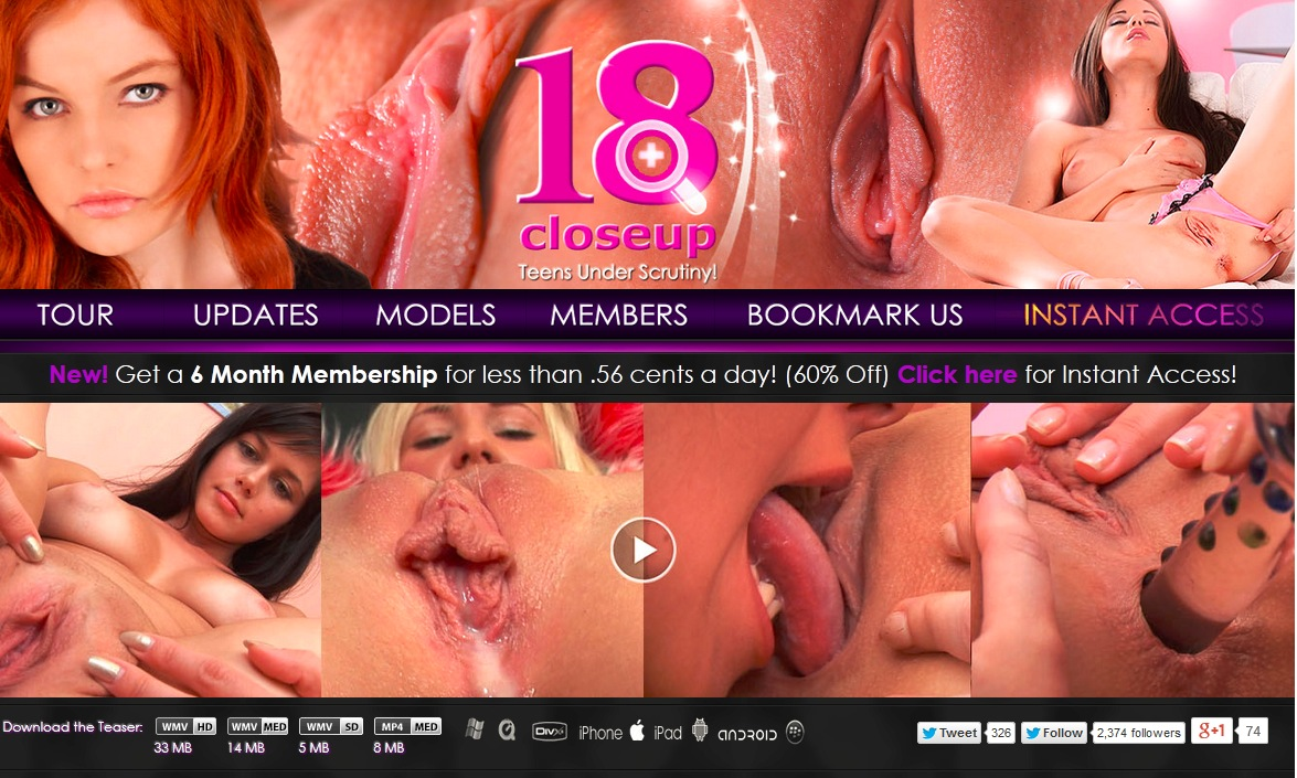 preview image pass  for 18closeup.com