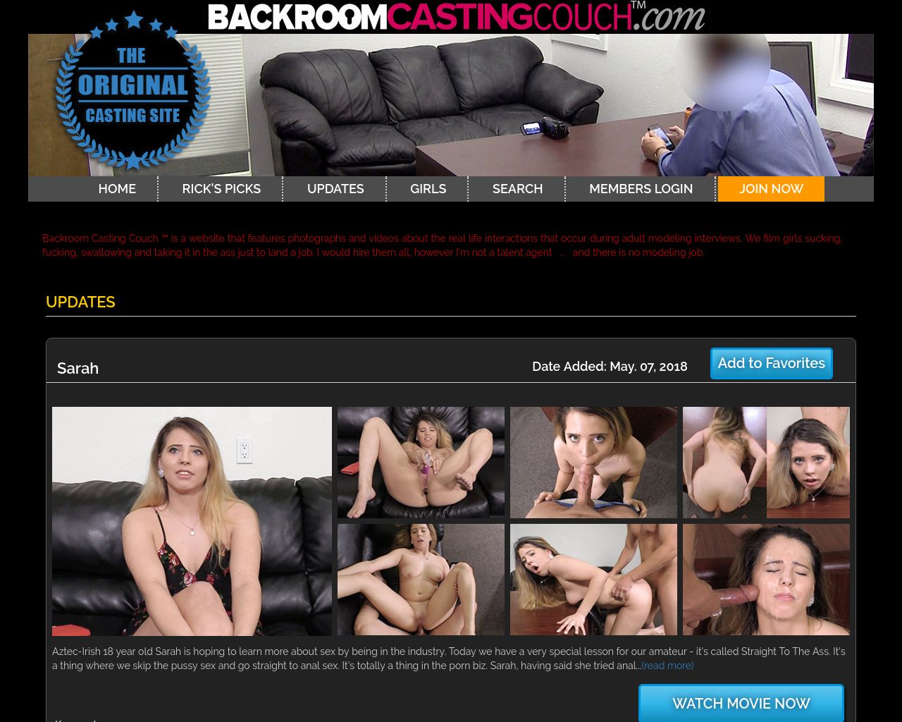 preview image password  for backroomcastingcouch.com