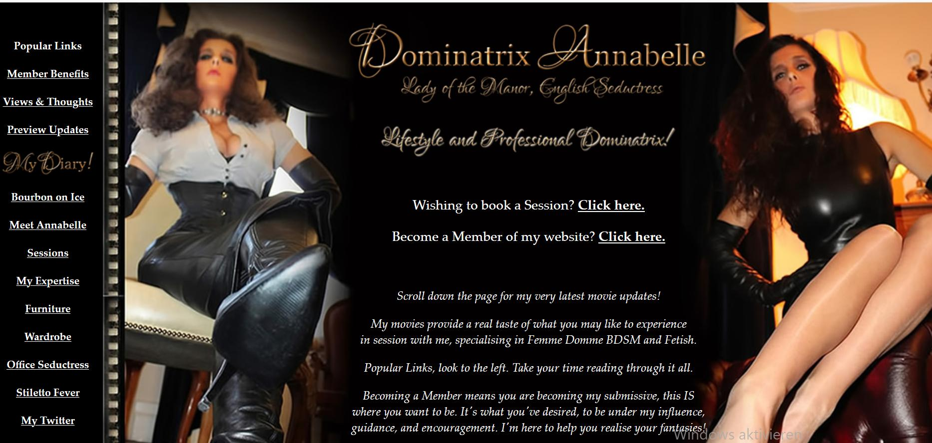 preview image password  for dominatrixanabelle.com