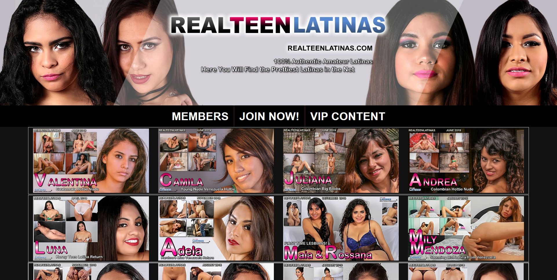 preview image password  for realteenlatinas.com