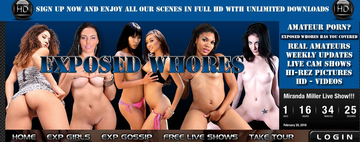 preview image password  for exposedwhores.com